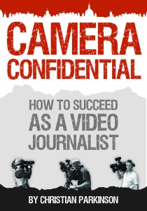 """The cover for my book """"Camera confidential"""""""