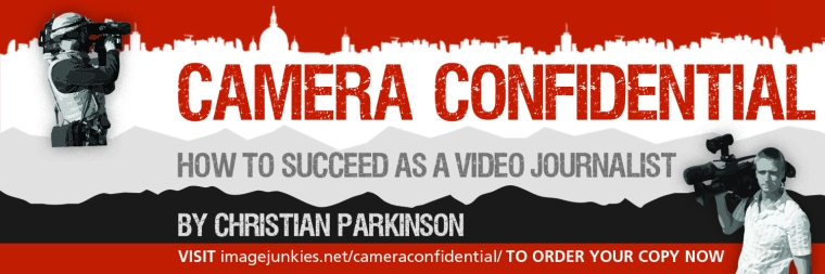 Camera Confidential Cover